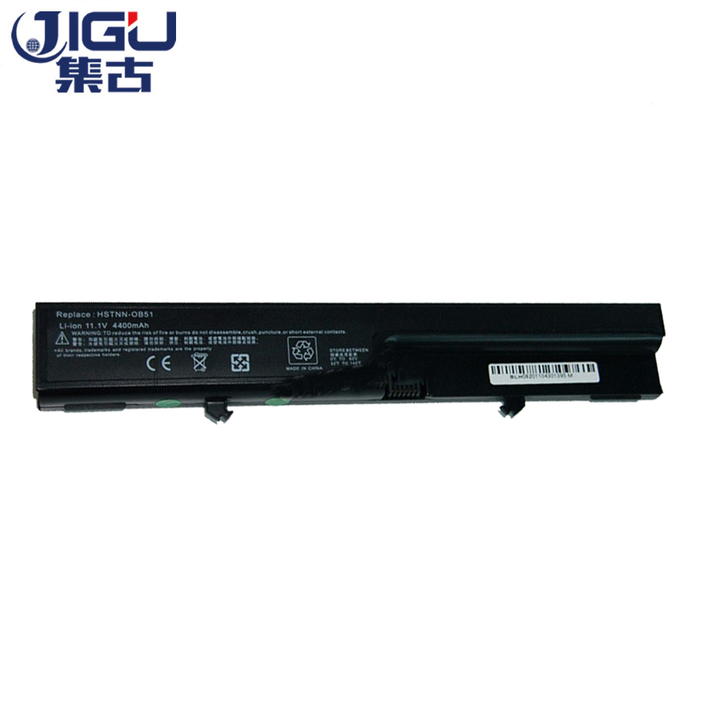 JIGU 4400mAh Battery for <font><b>HP</b></font> Compaq <font><b>6820S</b></font> HSTNN-0B51T s451086-121 456623-001 Pavilion dv2500z dx6500 image