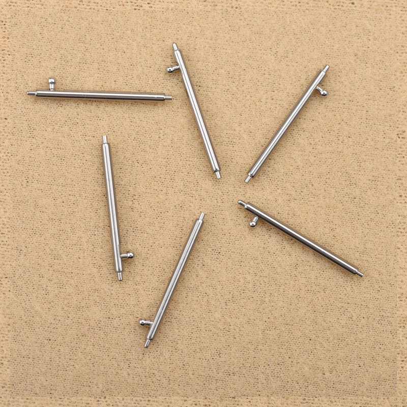 10pcs/lot Stainless Steel Switch Spring bar 1.8mm 18mm 20mm 21mm 22mm 23mm Qucik Release Watch Strap Spring bar Part for Gear S3
