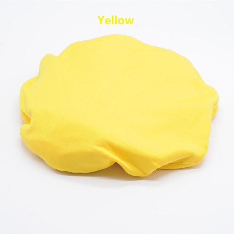 Стоматология клиника 4 цвета крышка стула протектор блок Крышка эластичный хлопок моющийся для стоматолога лаборатории - Цвет: 1Set Yellow