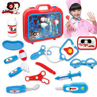 Ddung/ddung GIRL'S And BOY'S Play House Character Play Children Mini Doctor Toolbox Educational Toy Gift