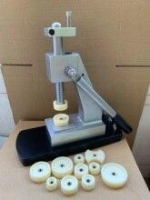 Herramienta de prensa para carcasa trasera de reloj, prensa de cristal Mineral, herramientas para relojes, actualizado, 6173