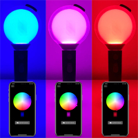 عصا إضاءة Ver.4 من Kpop Army مصباح إصدار خاص SE خريطة الروح Ver.3 عصا إضاءة للحفلات محدودة متوافقة مع البلوتوث