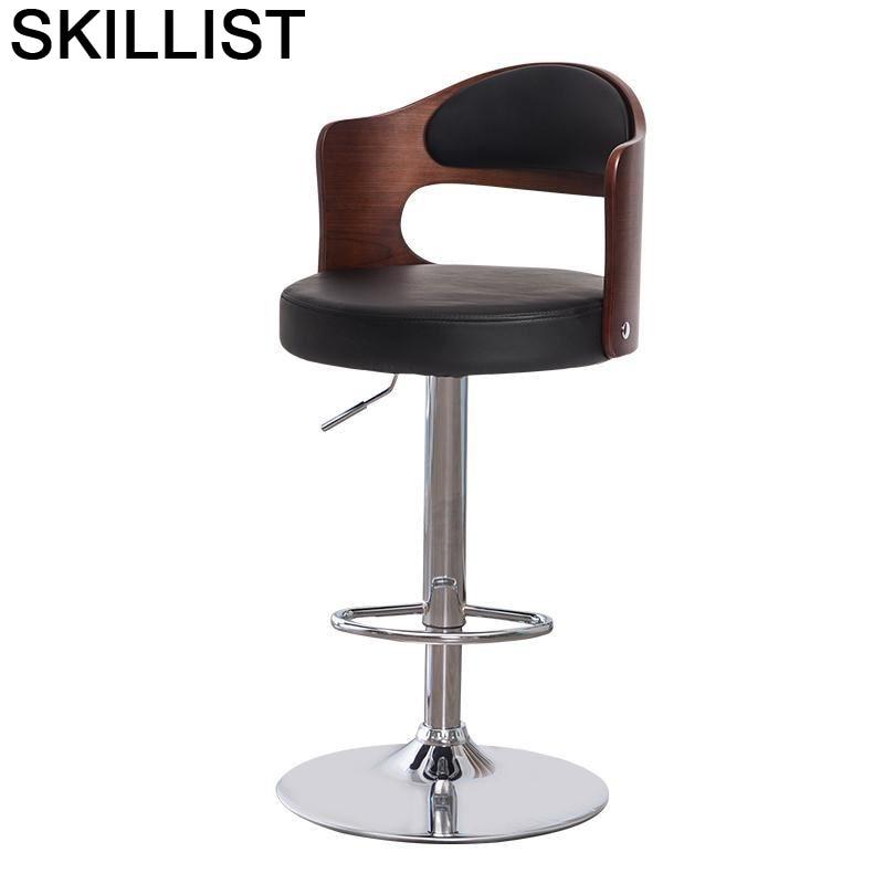 Taburete La Barra Table Stuhl Sedie Banqueta Todos Tipos Sgabello Stoelen Tabouret De Moderne Stool Modern Silla Bar Chair