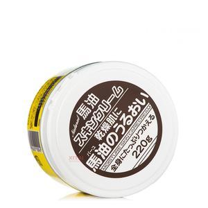 Image 4 - Japan horse oil super nawilżający krem do twarzy na skóra wrażliwa pielęgnacja, pielęgnacja ciała stóp pielęgnacja włosów dla kobiet w ciąży i dziecka 220g