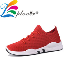 New 2020 Mesh Shoes Men Lace-up Sneakers Casual Tenis Masculino Lightweight Breathable Walking Zapatillas Hombre