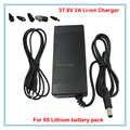 37.8V 2A Li-ion chargeur de batterie De Sortie D'entrée 100-240VAC Utilisé pour 36V 9S de charge de la batterie au lithium livraison gratuite