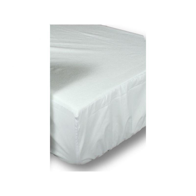 Bed Sheet with elastic band АльВиТек, Hotel, 160*200 cm