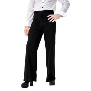 Image 4 - Adulte hommes Vintage 70s Disco Costume botte coupe pantalon tenue de fête déguisement dhalloween
