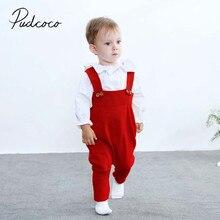 Г. Весенне-осенняя одежда для малышей трикотажный комбинезон для новорожденных девочек и мальчиков однотонный джемпер без рукавов, свитер однотонная одежда От 0 до 3 лет