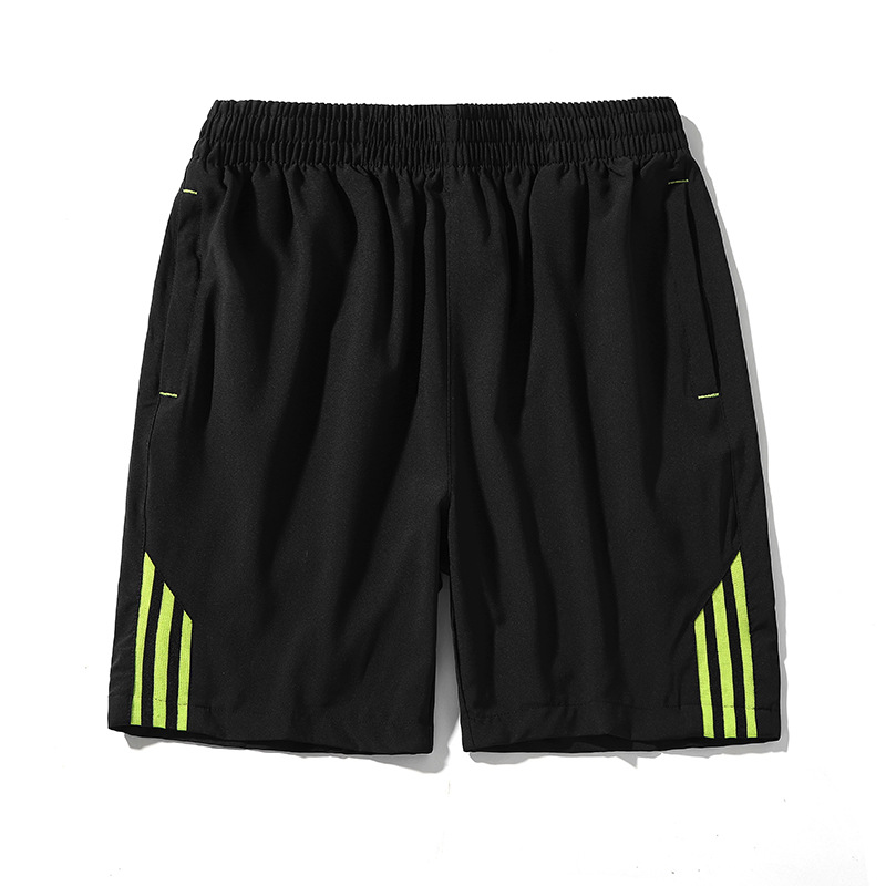 Sports Shorts Men Running Loose-Fit Fitness Quick-Dry Stylish Loose Wear Casual Plus-sized Short Summer Training Pants