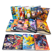 Toys Album Collections Pokemon-Cards Gift 240pcs-Holder Children for Book-Top Loaded-List