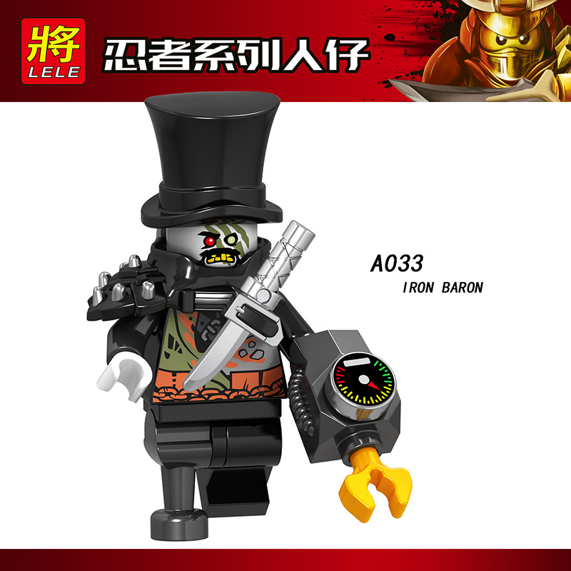 Single Sale LegoINGlys Ninjagoes Figure CHEW TOY WU(TEEN) MUZZLE HARUMI Nya Bricks Building Blocks Action Toys ForChildren Gifts