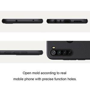 Image 5 - Nillkin Frosted Case + Volledige Overdekte Gehard Glas Voor Xiaomi Redmi Note 8T Case Met Screen Protector Volledige Dekking film 8T