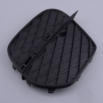 ABS Black Car Front Right Bumper Lower Grille Cover Panel Plate 51117222860 fit for BMW X5 E70 2011 2012 2013 image