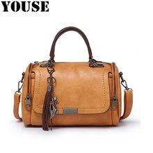 Youse бренд 2020 новые модные сумки Большая вместительная сумка