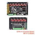 BIGTREETECH GTR V1.0 32 бит плата управления wifi M5 V1.0 материнская плата 3d принтер части TMC2208 TMC2209 VS SKR V1.3 V1.4 PRO MKS GEN