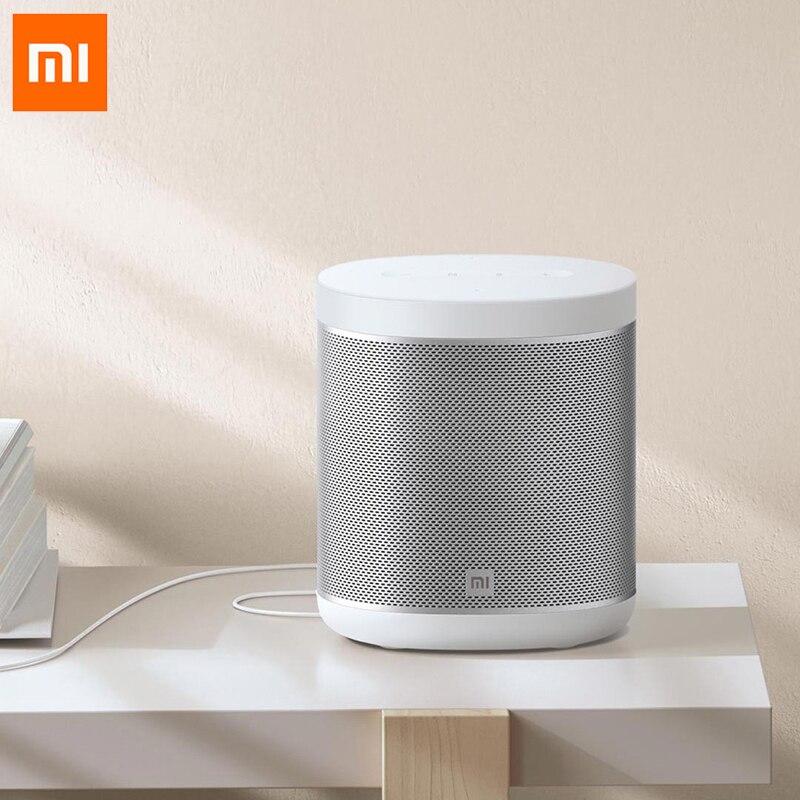 Динамик Xiaomi Mi Art AI Smart Google Assistant и Chromecast bluetooth беспроводной динамик со светодиодной подсветкой стерео сабвуфер