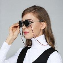 Women Beaded Sunglass Eyeglasses Reading Glasses Chain Cord Handmade beaded Eyeglass Holder