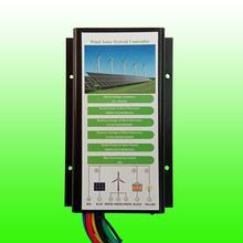 400 Вт 12 В/600 Вт 24 в авто адаптивный ШИМ водонепроницаемый ветровой солнечный гибридный контроллер 3 года гарантии
