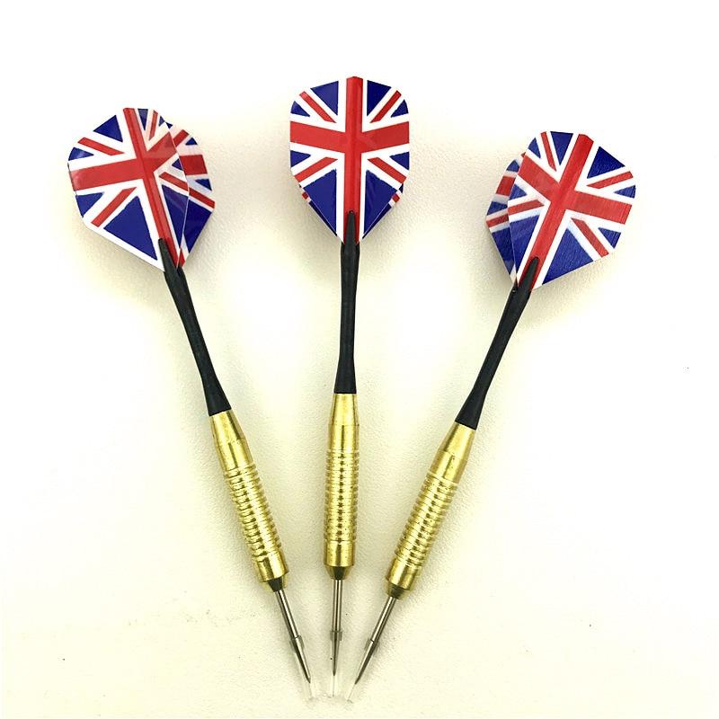 4 Piece 16//12 Grams Copper Dart Barrels for Nylon//Steel Darts Tip Sporting Set