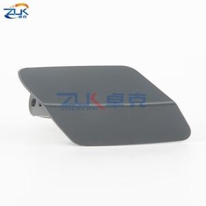 Image 5 - Zuk for bmw 3 시리즈 m 공기 역학 패키지 헤드 라이트 와셔 노즐 커버 f30 f31 f35 m 용 와셔 캡 320 323 325 328 330 335