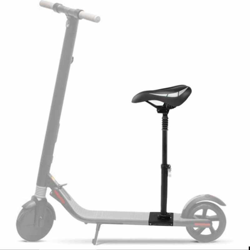 Verstelbare Zadel Seat voor Nineboot KickScooter ES1 ES2 ES3 ES4 Elektrische Scooter Accessoires Voor Elektrische Fiets Accessoires