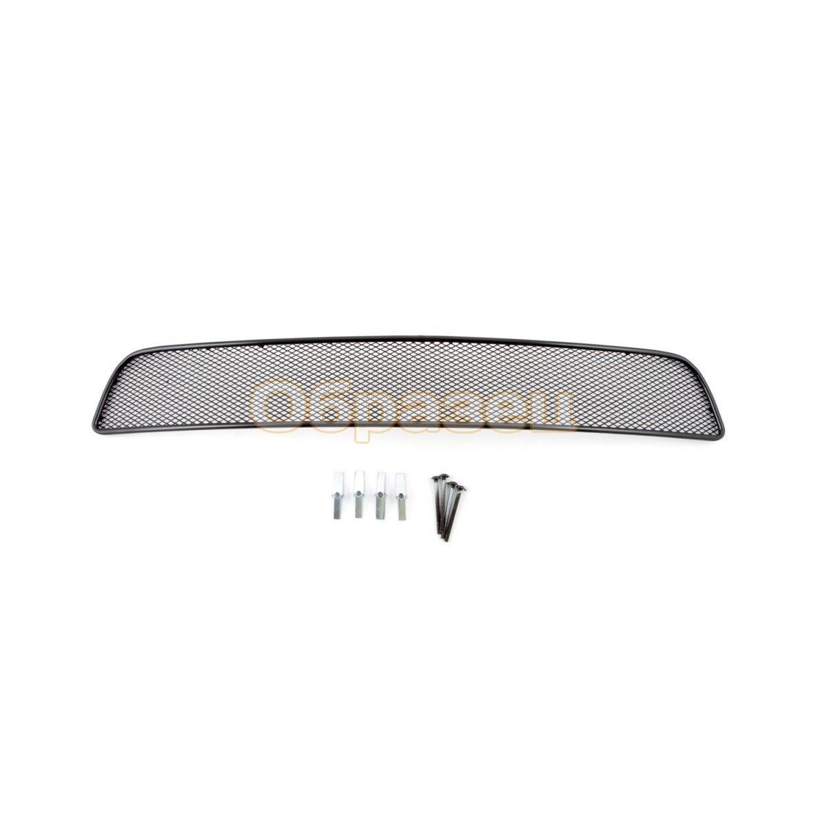 Mesh On Bumper External For Opel Astra H 2004-2011, Black, 15mm (Opel)