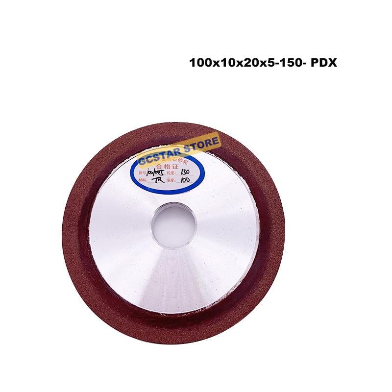 TOP diamond grinding wheel 125x10x32x8 PDX saw blade disc sharpening