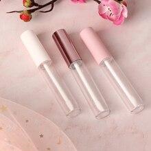 10ml 1pcs Empty Refillable Bottle Lip Gloss Tube Lip Balm Vials Container Beauty Tool DIY Sample Makeup Accessories