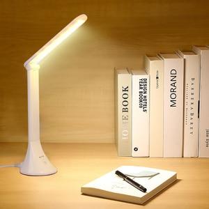 Hot Sell Table Lamp USB Desk Lamp Led Study Reading Light Bright Desktop LED Lamp For Reading And Homework Children(China)