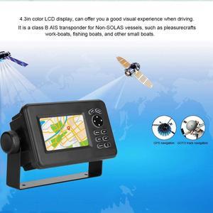 Image 3 - HP 528A Class B AIS Combo GPS 4.3inสีLCD Marine GPS Navigator Navigation Locator GPS Built In