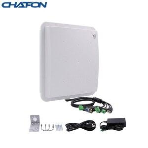 Image 3 - Chafon 5 metros rfid uhf lector ip66 impermeable 865 ~ 868mhz rs232 wg26 Relé libre SDK para aparcamiento de coches y gestión de almacenes