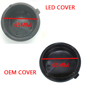 Image 5 - 1 pc waterproof cap access cover Bulb protector Rear cover of headlight Xenon lamp LED bulb extension dust cover for kia K3
