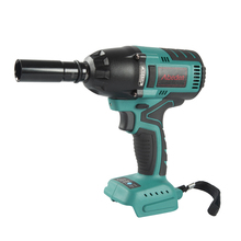 Brushless Electric Impact Wrench S500 600Nm Torque For Makita 18v Batter Rechargeable