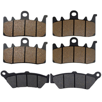 Motorcycle Front Brake Pads for BMW R 1200GS R1200GS Adventure R1200R R 1200R R1200RS R 1200 RS R1200RT R 1200 RT 13-18 image