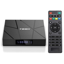 72XB And roid 10.0 T95 Smart TV Box H3 Quad-Core 2GB RA M 16GB ROM Media Player Support 2.4G WiFi 4K Smart And roid TV Box