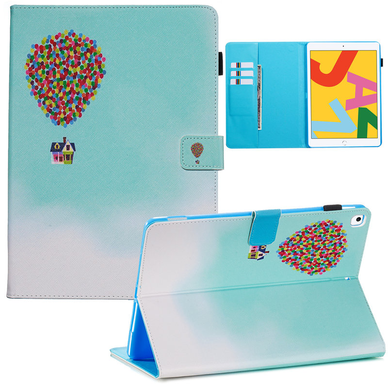 Cover iPad Skin iPad Generation 2019 A2200 for Apple 7th A2232 For Case 10.2 Smart Funda