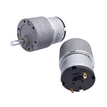 JGB37-520 High Torque Gear Box Electric Motor New Gearmotor 12V 2.5/5/8/9/12/15/20/25/30/40/45/55/80/100/120/160/200R