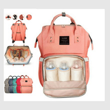 Fashion Mummy Lequeen Maternity Nappy Bag Large Capacity Travel Backpack Nursing for Baby Care Womens