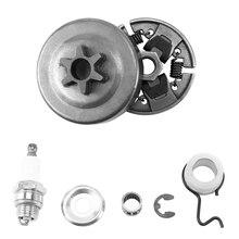 Шестерня для бензопилы, барабан сцепления 3/8 дюйма для Stihl 017 018 021 023 025 MS170 MS180 MS210 MS230 MS250, запасные части