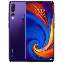 "Lenovo Z5S L78071 6GB 128GB 6.3 ""Smartphone 16MP 8MP 5MP fotocamera Snapdragon 710 Octa Core Global ROM Android cellulare 3300mAh"