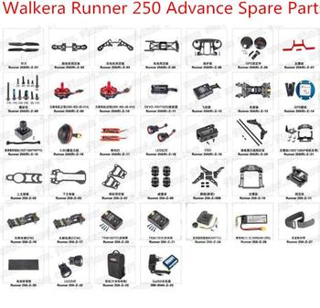 Walkera Runner 250 Advance RC drone Spare Parts propellers blade frame motor receiver ESC GPS module camera light charger etc. image