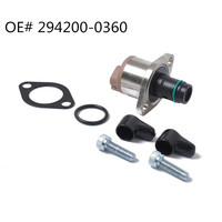 Fuel Pump Metering Solenoid Valve Measure Unit Suction Control SCV Valve 294200 0360 1460A037 For Nissan Fuel Pressure Regulator