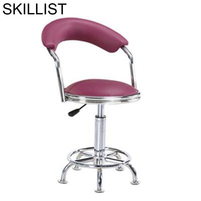 Sandalyesi Barstool Cadir Kruk Barkrukken Sgabello Industriel Stuhl Ikayaa Taburete Cadeira Silla Tabouret De Moderne Bar Chair