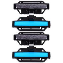 4PCS Replacement Seat Chest Harness Clip Safety Belt Guard Seat Buckle Part