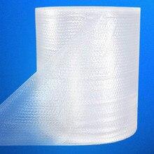 Ширина 50 см воздушная подушка пленка воздушная подушка пузырьковый рулон воздушная подушка упаковка 60 м/кг