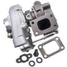 GT25 GT28 T25 T28 GT2871 SR20 CA18DET турбо Турбокомпрессор Для водяного охлаждения AR. 64