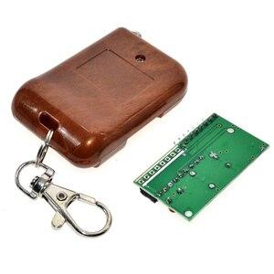 Image 5 - 4 canais 1 conjunto chave de controle remoto sem fio kits módulo receptor ic 2262/2272 315mhz para arduino 5v