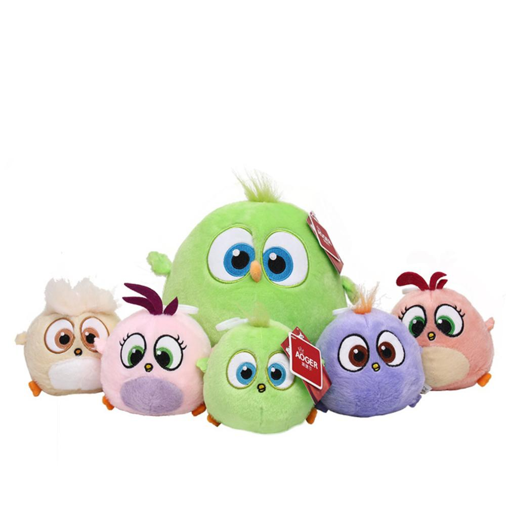 New style Movie birds fledgling Samantha Zoe Vincent Arianna Will cute Stuffed toys Plush Claw machine doll for Children gifts-in Stuffed & Plush Animals from Toys & Hobbies