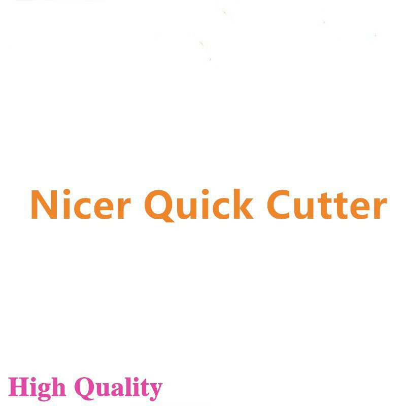 2020 4 Blades Nicer Quick Stainless Steel Vegetable Dicer Chopper 5 In 1 Multi-Functional Kitchen Onion Vegetable Cutter Slicer